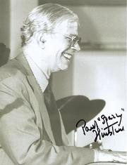 Paul Spazzy Winston