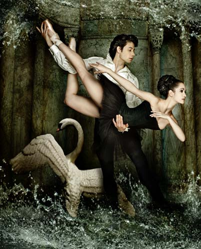 Herman Cornejo Swan Lake