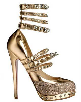 Christian Louboutin Love Hurts