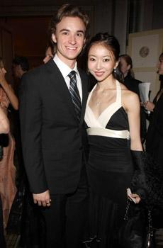 Jared and Yuriko