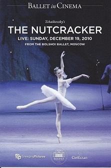 Bolshoi Nutcracker
