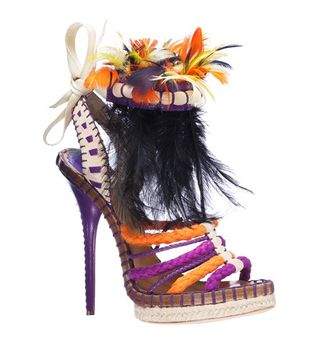 LambSkin-Suedue-Calfskin-rope-and-feather-sandals-with-heel-12cm