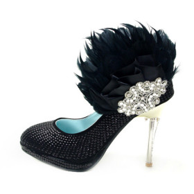 Luxurious-Leatherette-Upper-Stiletto-Heel-Closed-Toe-With-Rhinestone--Feather-Wedding--Party-Shoes-1181-O901-1-_lqao1305891772109
