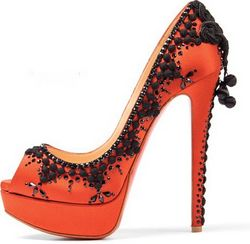 Louboutin-orange-torerro-pump
