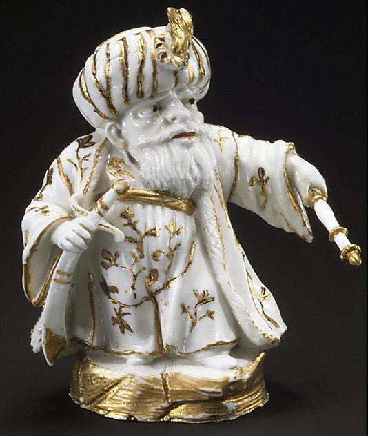 Met Museum's Dwarf Turkish Pasha