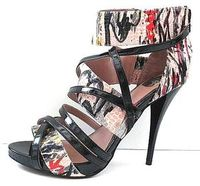 Sacha Fierce Gladiator Stilettos