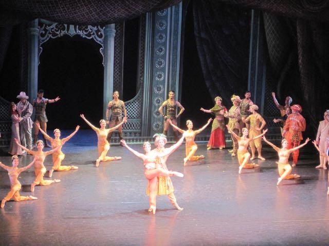 Aussie Ballet La Bayadere 4