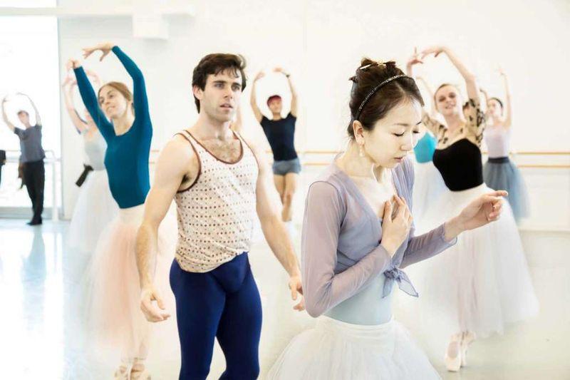 Yuriko and Connor Walsh-Act I heart stop