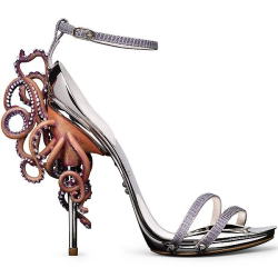 Octopus tentacles stiletto