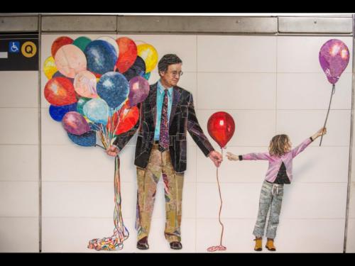 Muniz balloons