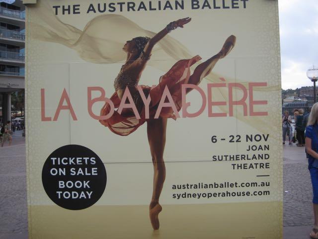 Aussie La Bayadere 3