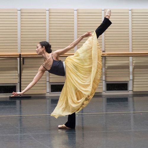 Stella Abrera Giselle Australian Ballet