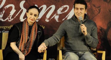 Julio and Marcia Haydée