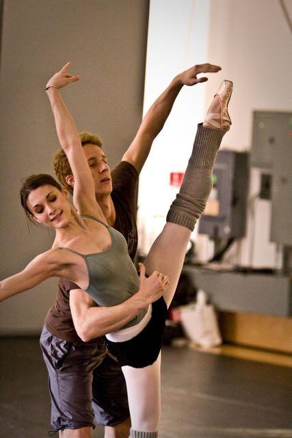 Blaine and Sarah